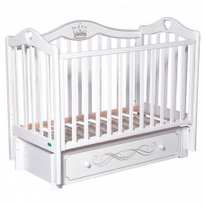 Детская кроватка Palermo Candy Elegance универсальный маятник