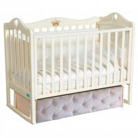Детская кроватка Palermo Candy Premium (универсальный маятник)