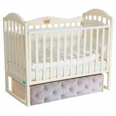 Детская кроватка Palermo Linda Premium (универсальный маятник)