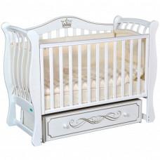 Детская кроватка Palermo Melissa Elegance универсальный маятник