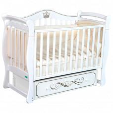 Детская кроватка Palermo Melissa универсальный маятник