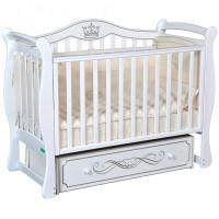 Детская кроватка Palermo Monica универсальный маятник