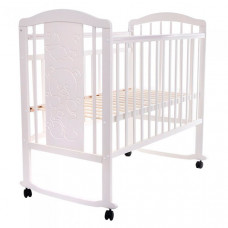 Детская кроватка Pituso Noli Мишутка