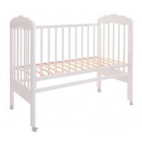 Детская кроватка Топотушки Мария 1 (колесо)