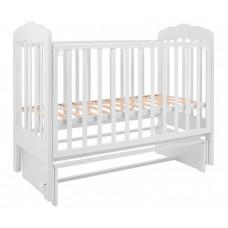 Детская кроватка Топотушки Мария 4 (поперечный маятник)