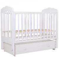 Детская кроватка Топотушки Мария 6 (универсальный маятник)