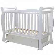 Детская кроватка Топотушки Валенсия-6 маятник поперечный
