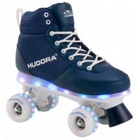Детские ролики Hudora Квады Advanced Led с подсветкой