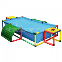 Детский бассейн Quadro Pool XXL