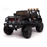 Детский электромобиль Barty Jeep Wranglerполный привод 4х4
