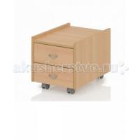 Детский комод Kettler Sit On тумба подкатная (2 ящика)