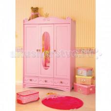 Детский шкаф Spiegelburg Prinzessin трехстворчатый