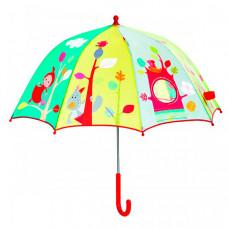 Детский зонтик Lilliputiens Сказочный лес