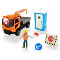 Dickie Playlife Набор Санитарный сервис (7 предметов)