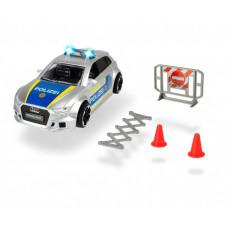 Dickie Полицейская машинка Audi RS3 1:32 15 см