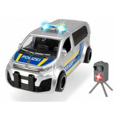 Dickie Полицейский минивэн Citroen SpaceTourer с радаром 15 см