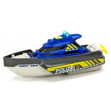 Dickie Полицеский катер 24 см