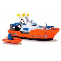 Dickie Спасательное судно со шлюпкой и водой 40 см