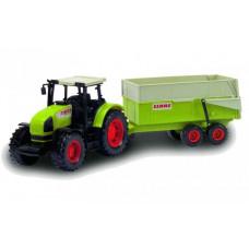 Dickie Трактор с прицепом 1/6 57 см