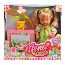 Dimian Кукла Nena с цветком 36 см