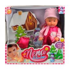 Dimian Кукла Nena зимний набор 36 см