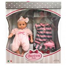 Dimian Кукла-пупс Bambina Bebe 36 см