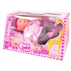 Dimian Кукла-пупс Bambina Bebe 40 см