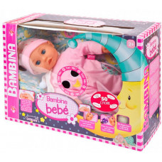 Dimian Кукла-пупс Bambina Bebe 42 см