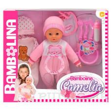 Dimian Кукла-пупс интерактивная Camelia 40 см