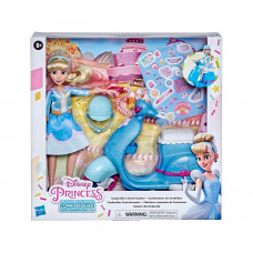 Disney Princess Игровой набор Комфи Скутер