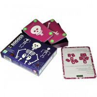 Djeco Детская настольная карточная игра Богос
