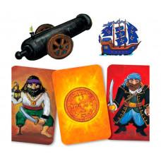 Djeco Детская настольная карточная игра Пират