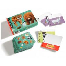 Djeco Детская настольная карточная игра Волшебные картинки