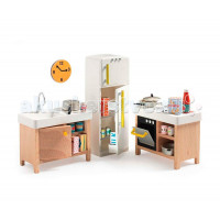 Djeco Мебель для кукольного дома Кухня
