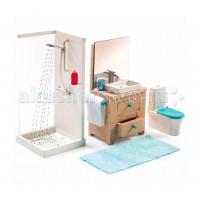 Djeco Мебель для кукольного дома Ванна