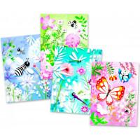 Djeco Набор для творчества Блестящие бабочки