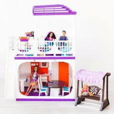 """Дом для кукол Barbie (Барби) """"Конфетти"""", С-1334, пустой"""