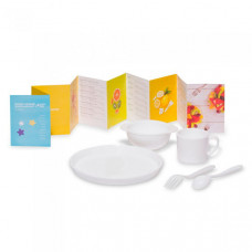 DOSH   HOME Набор посуды для детей Amila Kids