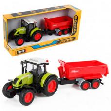 Drift Трактор с прицепом Farmland 1:16