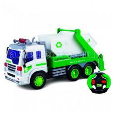 Driver Drift Грузовик-контейнерный мусоровоз на радиоуправлении