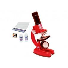 Eastcolight Набор для опытов с микроскопом (23 предмета)