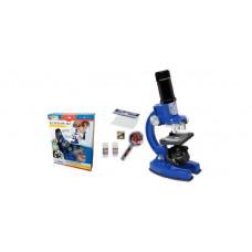 Eastcolight Набор для опытов с микроскопом (33 предмета)