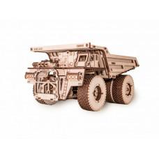 Eco Wood Art 3D EWA Belaz 75600