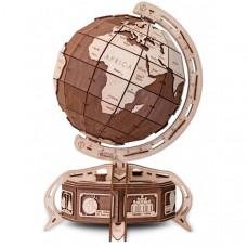 Eco Wood Art 3D EWA Глобус