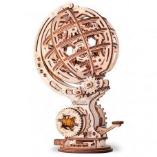 Eco Wood Art 3D EWA Кинетический глобус