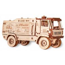 Eco Wood Art 3D EWA МАЗ-5309RR 1:20