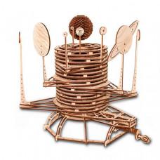 Eco Wood Art 3D EWA Планетариум
