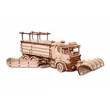Eco Wood Art 3D EWA Снегоуборочная машина