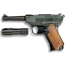 Edison Игрушечный Пистолет с глушителем Lionmatic 26,5 см
