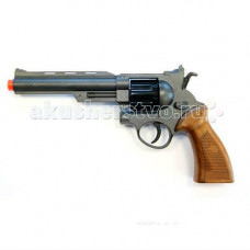 Edison Игрушечный Пистолет с пульками и мишенью Champions-Line Ron Smith 28 см